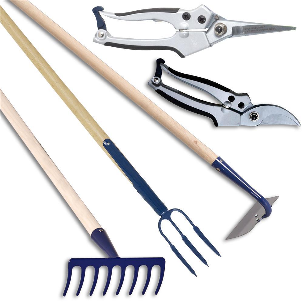 Kit d outils pour l entretien des rosiers forges et jardins for Entretien outils jardin