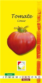 Tomate coeur AB Bio