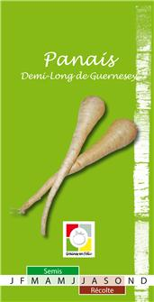 Panais demi-long de Guernesey AB Bio