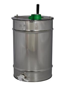 Extracteur manuel de miel de type tangenciel