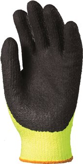 Gants multifibres paume micro mousse latex taille 10