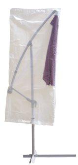 Housse 90 g pour parasol déporté 2,25 m de long et 1 m de large
