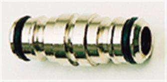 Jonction métal pour raccord rapide gros débit